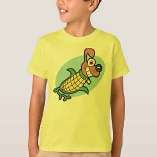 Camiseta ¿Perro de maíz?