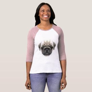 Camiseta Perro del barro amasado