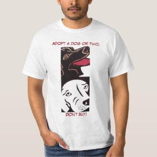 Camiseta Perro del cómic