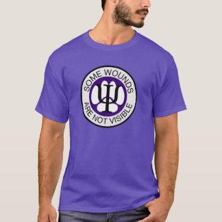 Camiseta Perro del servicio - algunas heridas no sea