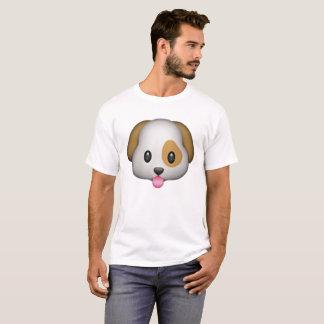 Camiseta Perro - Emoji