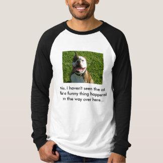 Camiseta ¿Perro guardián?