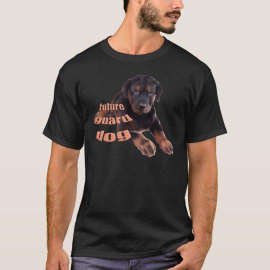 Camiseta Perro guardián del perrito de Beauceron