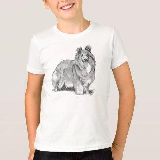Camiseta Perro pastor de Shetland