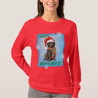 Camiseta Perro pastor feliz del belga de Howlidays
