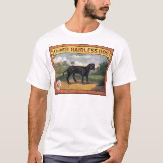Camiseta Perro sin pelo chino