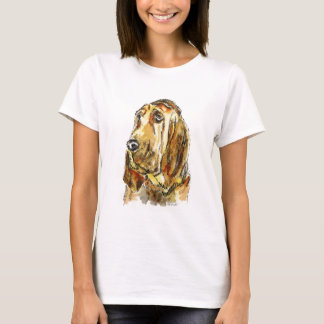 Camiseta Perros de caza de la sangre