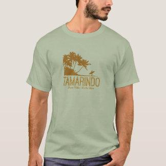 Camiseta Persona que practica surf de Costa Rica del