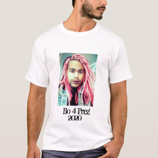 camiseta personal de la campaña