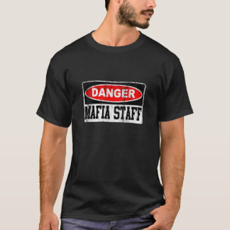 Camiseta Personal de la mafia