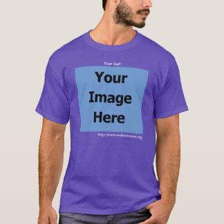 Camiseta Personalice la foto del rescate de w/Your,