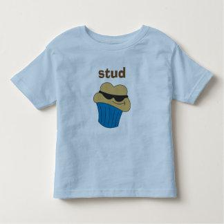 Camiseta personalizada mollete del niño del perno