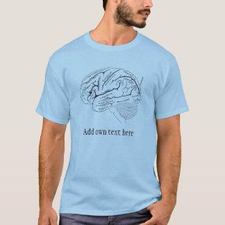Camiseta Personalizar - añada el diagrama conocido del