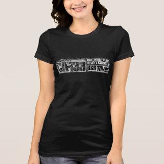 Camiseta pesada de Toledo del crucero