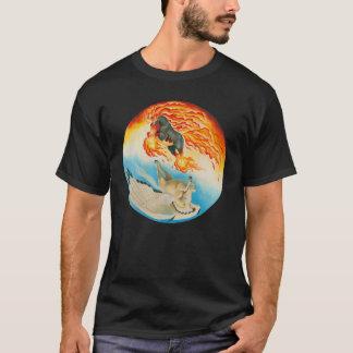 Camiseta Pesadilla y Mesa Pegaso Yin Yang