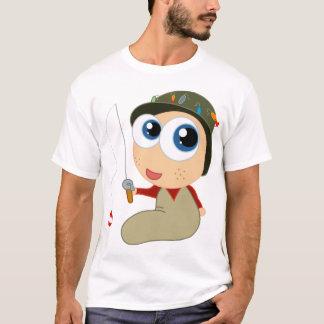 Camiseta Pescador del bebé