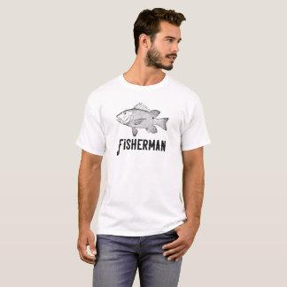 Camiseta Pescador del Cuento-Bajo del pescador