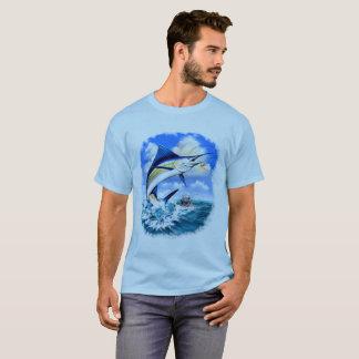Camiseta Pescador del deporte de la aguja,