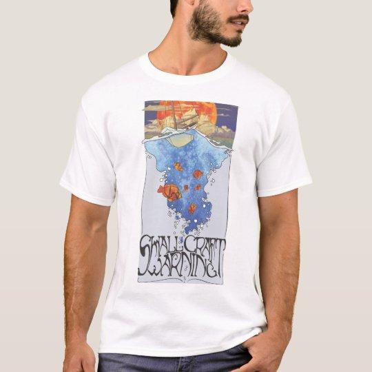 Camiseta Pescados amonestadores T de la banda del pequeño