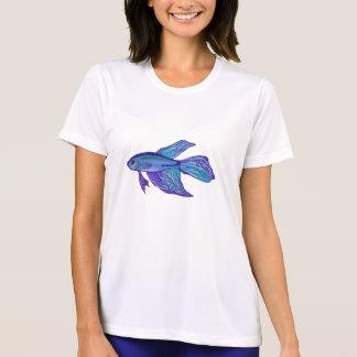 Camiseta Pescados azules de Betta