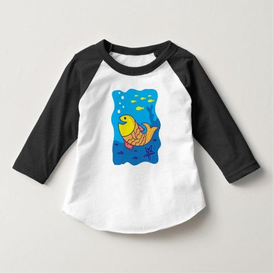 Camiseta Pescados de la sonrisa