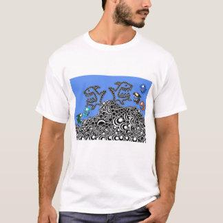 Camiseta pescados de los bbubles n
