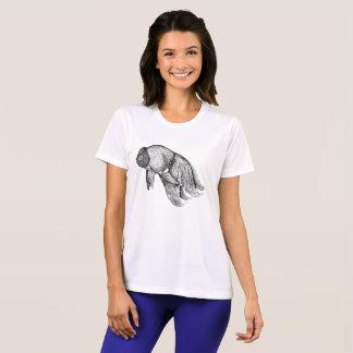 Camiseta Pescados de oro del vintage