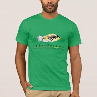 Camiseta Pescados del disparador de Hawaii -