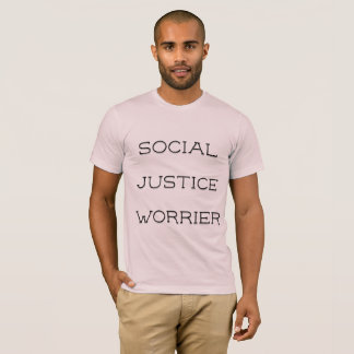 CAMISETA PESIMISTA DE LA JUSTICIA SOCIAL