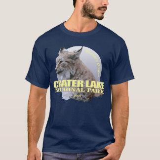 Camiseta PESO de NP del lago crater (lince)