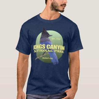 Camiseta PESO de reyes Canyon NP (Jay de Steller)