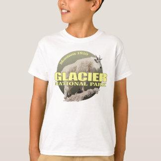 Camiseta PESO del Parque Nacional Glacier (cabra de