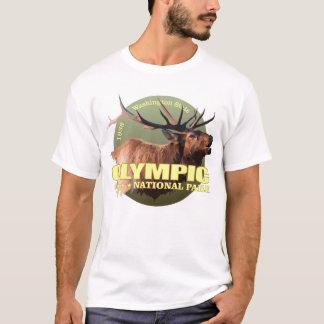Camiseta PESO olímpico del parque nacional (alce)