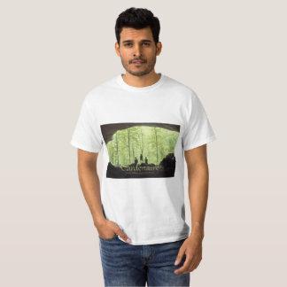 Camiseta Petunias solitarias de Johnny-Marie y del thee