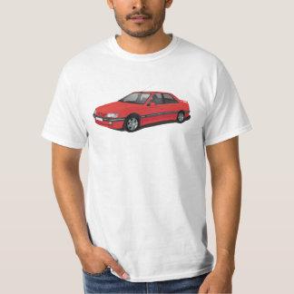 Camiseta Peugeot rojo 405