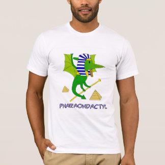 Camiseta pharaohdactyl