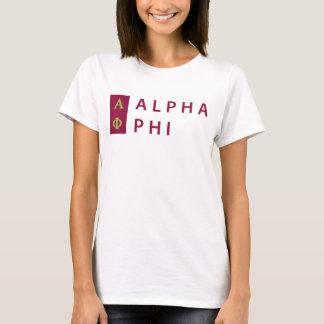 Camiseta Phi alfa el | apilado