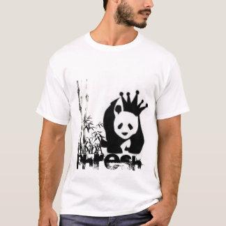 Camiseta phresh de la panda