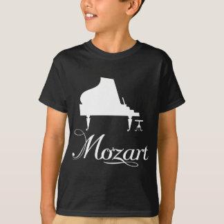 Camiseta Piano de Mozart