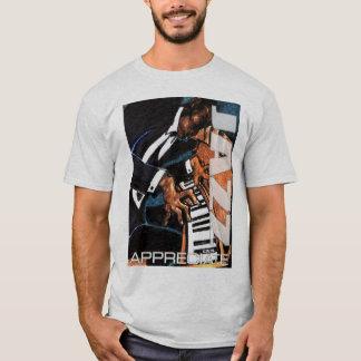 Camiseta Pianoman