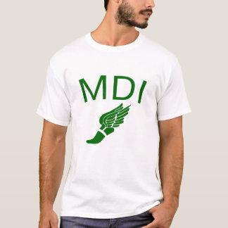 Camiseta Pie con alas MDI