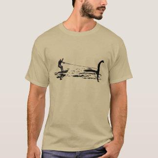Camiseta Pie y Nessie grandes