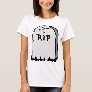 Camiseta Piedra principal del rasgón