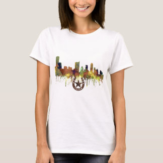 Camiseta Piel de ante del SG-Safari del horizonte de Austin