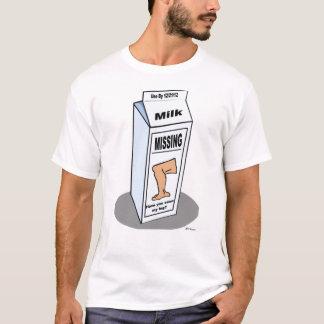 Camiseta Pierna que falta