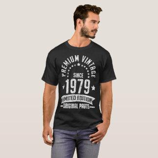 Camiseta pieza superior de la original de la edición