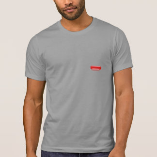Camiseta Píldora del rojo de Littl