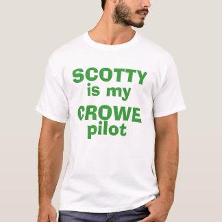 Camiseta Piloto de Scotty