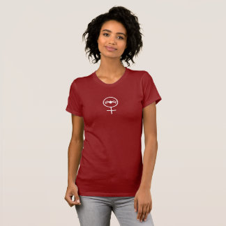 Camiseta Piloto de sexo femenino DJI Mavic del abejón