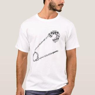 Camiseta Pin de seguridad